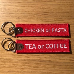 Chicken or Pasta - Tea of...
