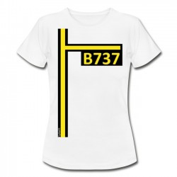 T-Shirt Women B737