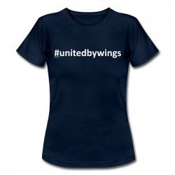 T-Shirt Women UnitedByWings...