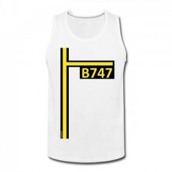 Tank top Men B747
