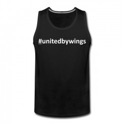Tank top Men UnitedByWings...
