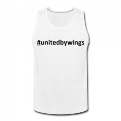 Tank top Men UnitedByWings...