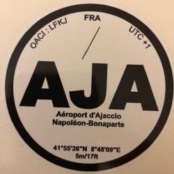 AJA - Ajaccio - Corse
