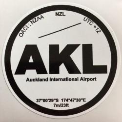 AKL - Auckland - Nouvelle...