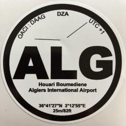 ALG - Alger - Algérie