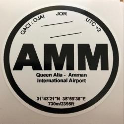 AMM - Amman - Jordanie