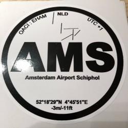 AMS - Amsterdam - Pays-Bas