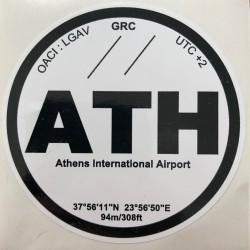 ATH - Athènes - Grèce