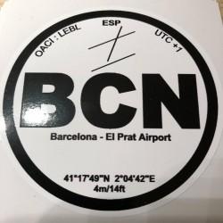 BCN - Barcelone - Espagne