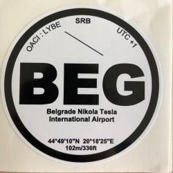 BEG - Belgrade - Serbie