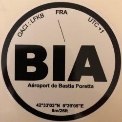 BIA - Bastia - Corse