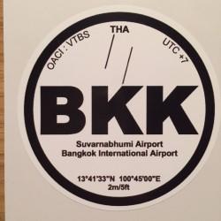 BKK - Bangkok - Thailande