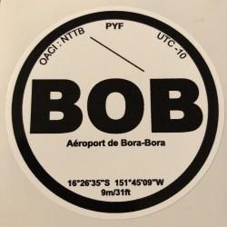 BOB - Bora Bora - Polynésie...