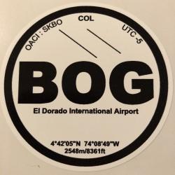 BOG - Bogota - Colombie