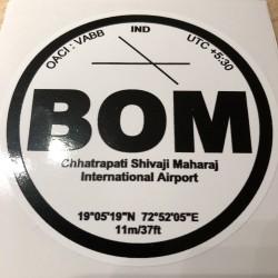 BOM - Mumbai - India