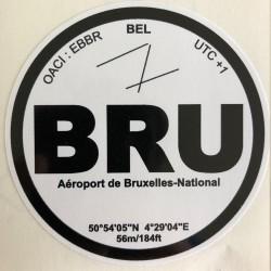 BRU - Bruxelles - Belgique