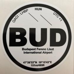 BUD - Budapest - Hongrie