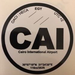 CAI - Le Caire - Egypte