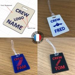 Crew Tag 3D