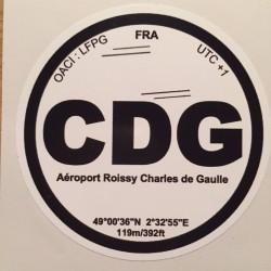 CDG - Roissy Charles de...