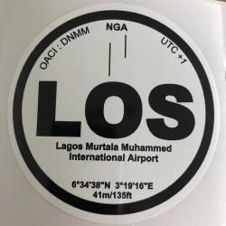 LOS - Lagos - Nigeria