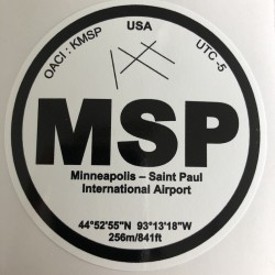 MSP - Minneapolis - USA