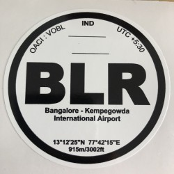 BLR - Bangalore - India