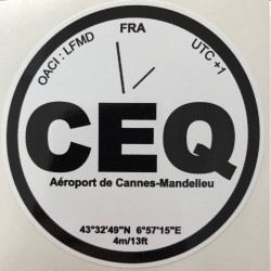 CEQ - Cannes Mandelieu -...
