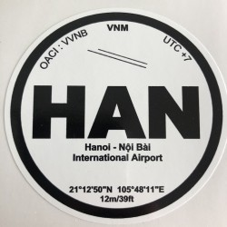 HAN - Hanoi - Vietnam
