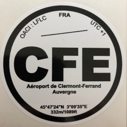 CFE - Clermont Ferrand -...