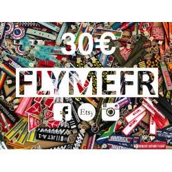 30€ Gift Card