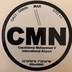 CMN - Casablanca - Maroc