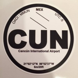 CUN - Cancun - Mexique