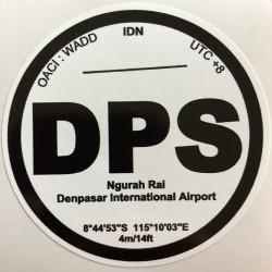 DPS - Denpasar - Indonésie