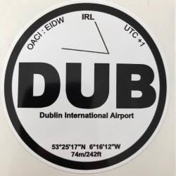 DUB - Dublin - Irlande