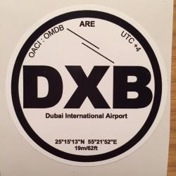 DXB - Dubaï - Dubaï