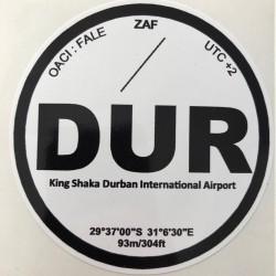 DUR - Durban - Afrique du Sud