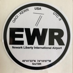 EWR - New York Newark - USA