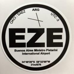 EZE - Buenos Aires - Argentine