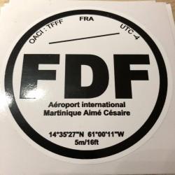 FDF - Fort de France -...