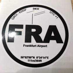 FRA - Francfort - Allemagne