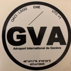 GVA - Genève - Suisse