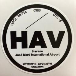 HAV- La Havane - Cuba