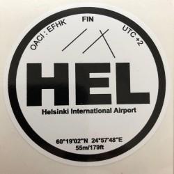 HEL - Helsinki - Finlande