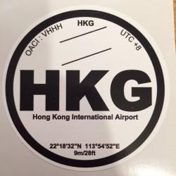 HKG - Hong Kong - Hong Kong
