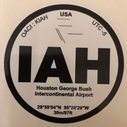 IAH - Houston - USA