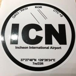 ICN - Séoul - Corée