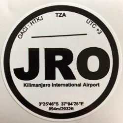 JRO - Kilimandjaro - Tanzanie
