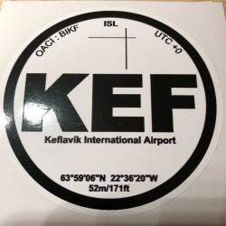 KEF - Reykjavik Keflavik -...