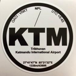 KTM - Katmandu - Nepal